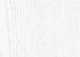 Laque blanche sur bois