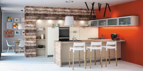 Sagne meubles de cuisines et accessoires - Transformer cuisine rustique cuisine moderne ...