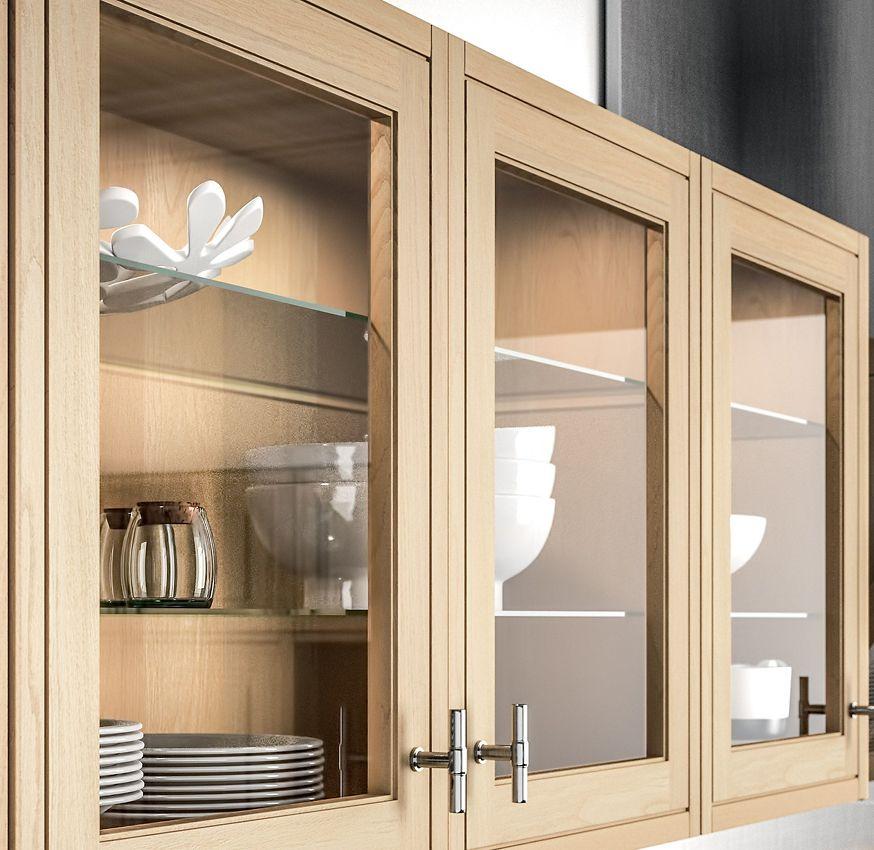 Loxley cuisine bois rustique sagne cuisines - Refaire cuisine en bois ...