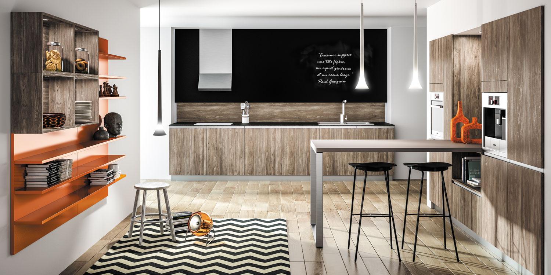 Chambre A Coucher Ouedkniss : Étoile structurée Modèle cuisine moderne effet matièreSagne