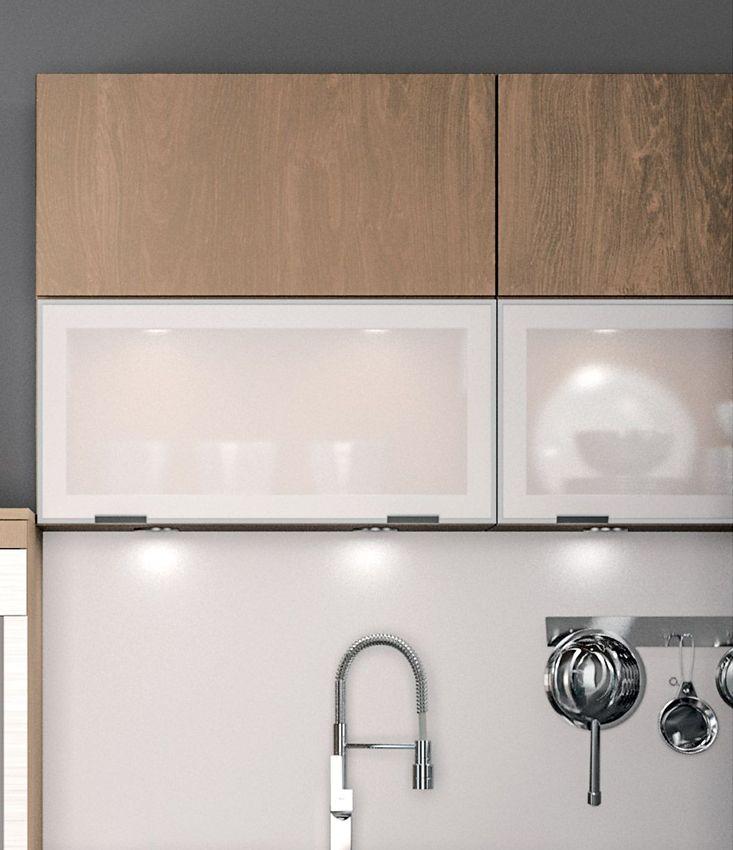 porte de cuisine vitre sur cuisine mribel meuble haut cuisine porte vitre avec etage - Meuble Haut Cuisine Porte Vitree Avec Etage