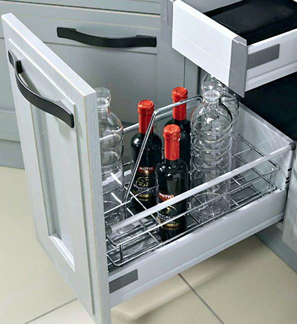 Meuble range bouteille sagne cuisines for Range bouteille ikea cuisine